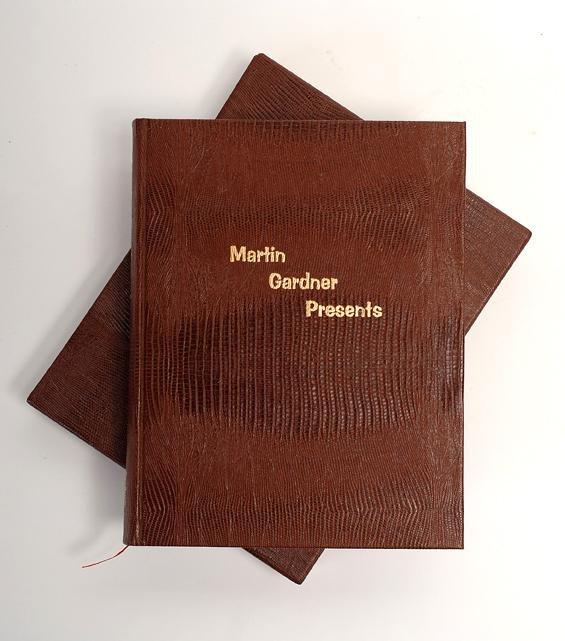 121: Martin Gardner Presents. [Silver Spring], 1993