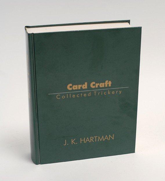 134: Hartman, J.K. Card Craft. [Silver Spring], 1991