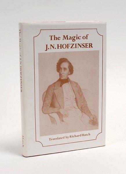 135: Hatch, Richard (trans.) The Magic of J.N. Hofzinse