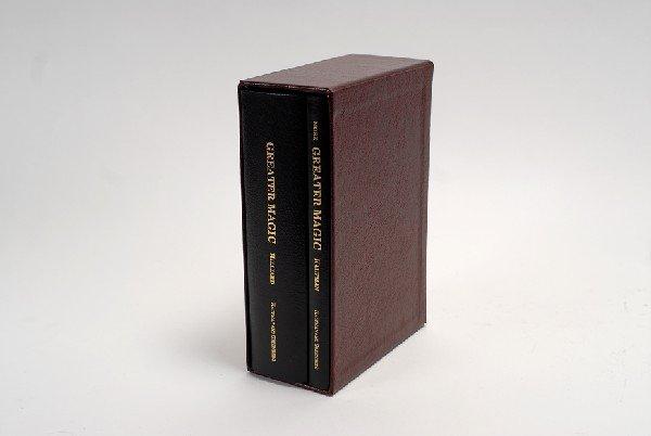 139: Hilliard, J.N. Greater Magic. Washington,  1994 ed