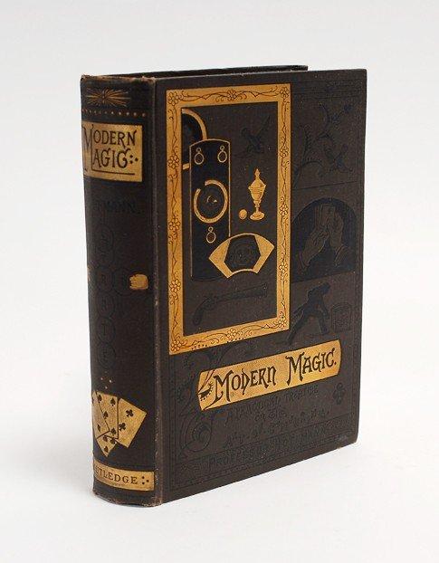 142: Hoffmann, Professor (Angelo Lewis). Modern Magic.