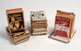 Over 140 Books And Manuals About Magic Tricks
