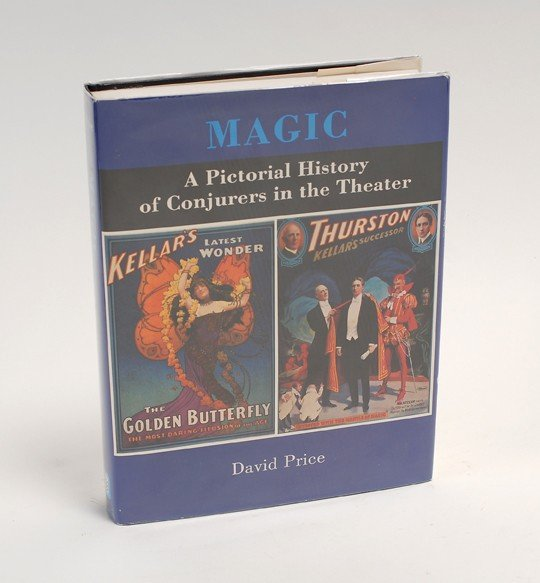 210: Price, David. Magic: A Pictorial History of Conjur