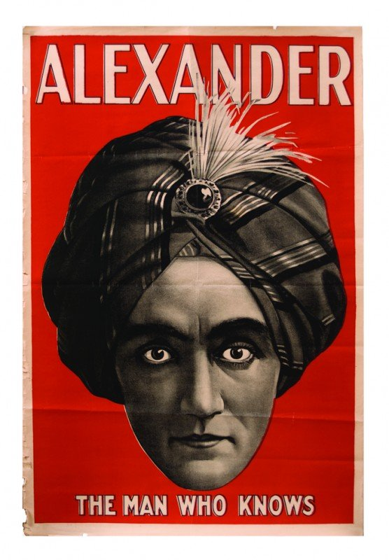 3: Alexander The Alexander the Man Who Knows poster