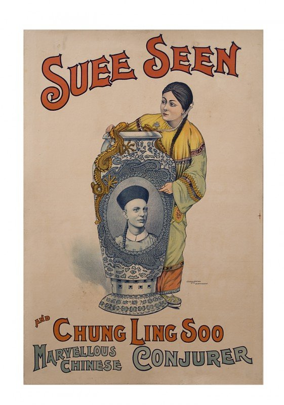 21: Suee Seen & Chung Ling Soo Marvelous Chinese Conjur