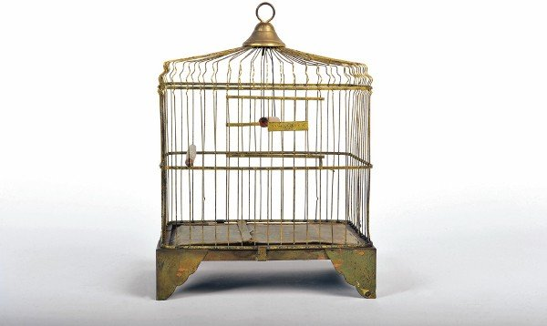 12: Appearing Canary Cage. After Martinka, ca. 1910