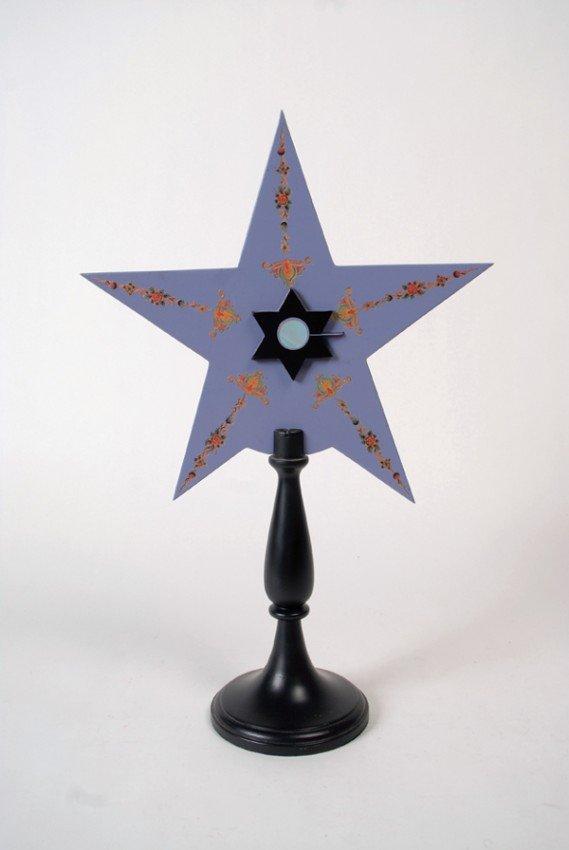15: Card Star.  Okito-Williams
