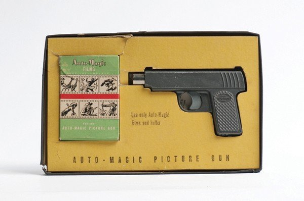 6:  Auto-Magic Picture Gun. New York, Stephens Products