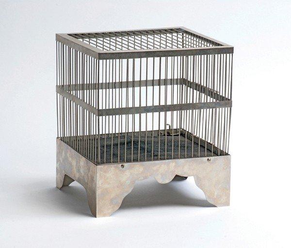 20: Canary Cage. Colon Michigan, Abbott's Magic Novelty