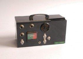 Lie Detector. Columbus, U.F. Grant, Ca. 1950