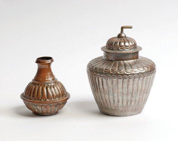 99: Lota Vases. New York, Maurice Kains [?], ca. 1940s.