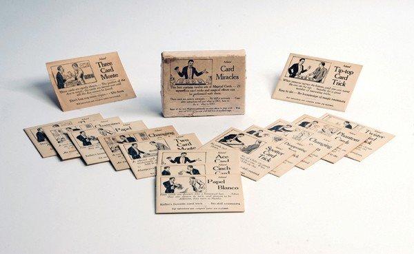 102: Magic Set] Adams' Card Miracles. Neptune NJ, 1940