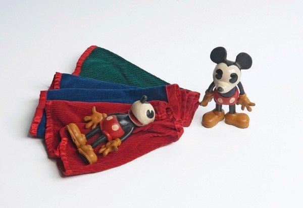 106: Mickey Mouse and his Magic Coats. ca. 1932 Ireland