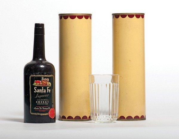 117: Passe Passe Bottles. Glendale, Loyd, ca. 1945