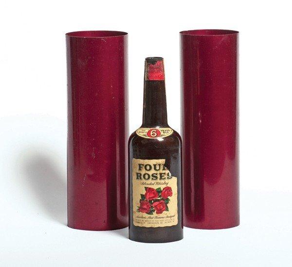119: Passe Passe Whiskey Bottles. NY, Gimacs Unlimited