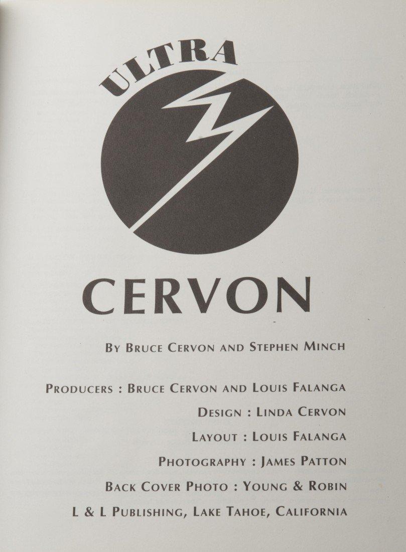 8: Ultra Cervon. Dai Vernon's copy, inscribed & signed
