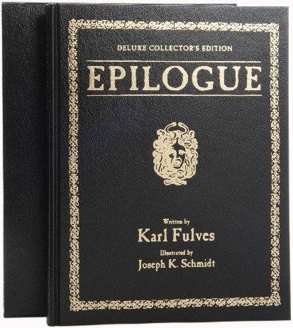 12: Epilogue. Karl Fulves. Complete file.