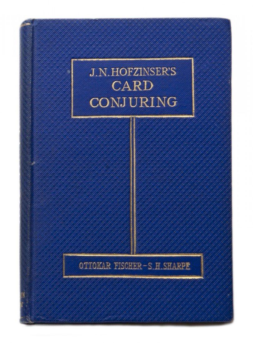 15: Fischer, Ottokar. J.N. Hofzinser's Card Conjuring
