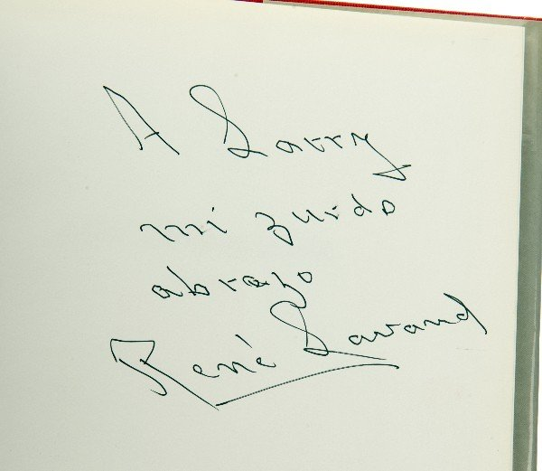 40: Lavand, Rene. Slow Motion Magic Signed & Inscribed - 2
