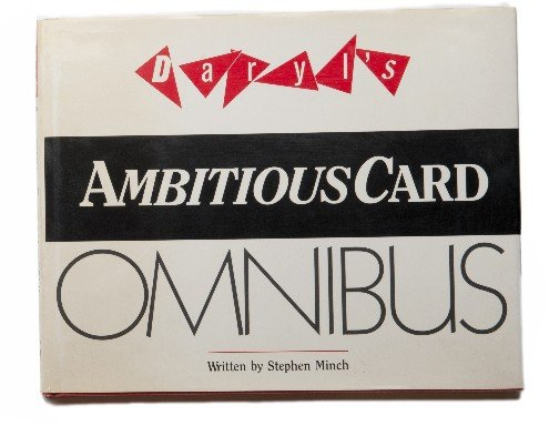 51: Minch, Stephen. Daryl's Ambitious Card Omnibus.
