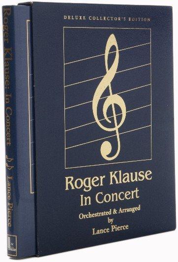 57: Pierce, Lance. Roger Klause in Concert. Ltd. ed.