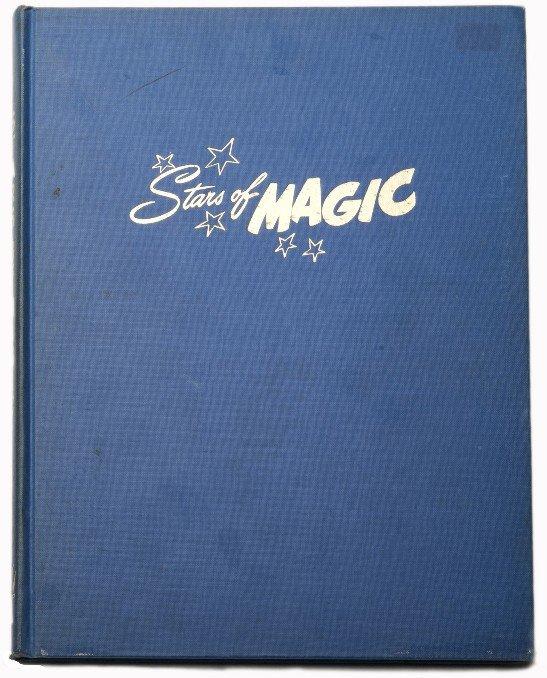 62: Stars of Magic. New York, 1961. Blue cloth stamped