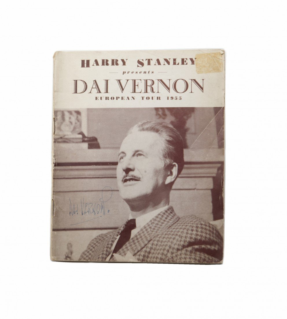 65: Vernon, Dai. Dai Vernon European Tour 1955. London,