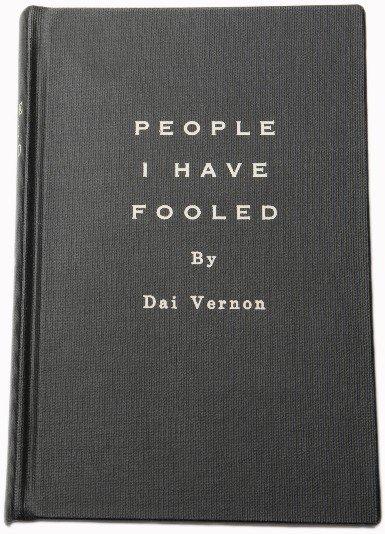 66: Vernon, Dai. People I Have Fooled. Los Angeles 1968