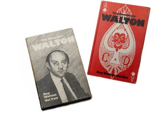 69: Walton, Roy. The Complete Walton, Vols. One and Two