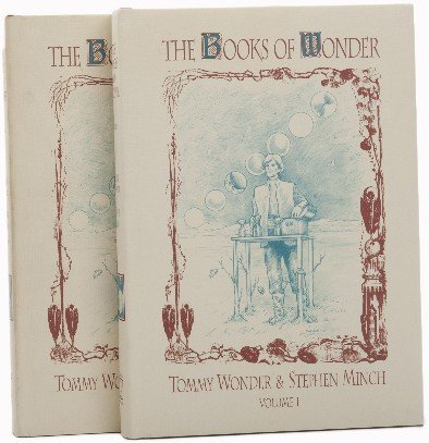 70: Wonder, T. and S. Minch. The Books of Wonder
