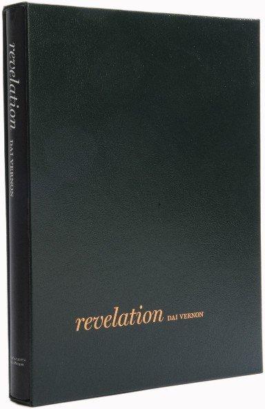 304: Dai Vernon's Revelation. Presentation Copy. - 4