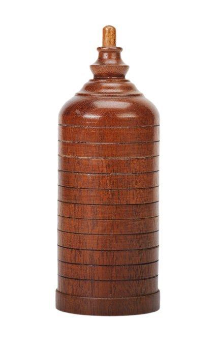 9: Changing Vase. Lake Forest, John McKinven, ca. 1990.