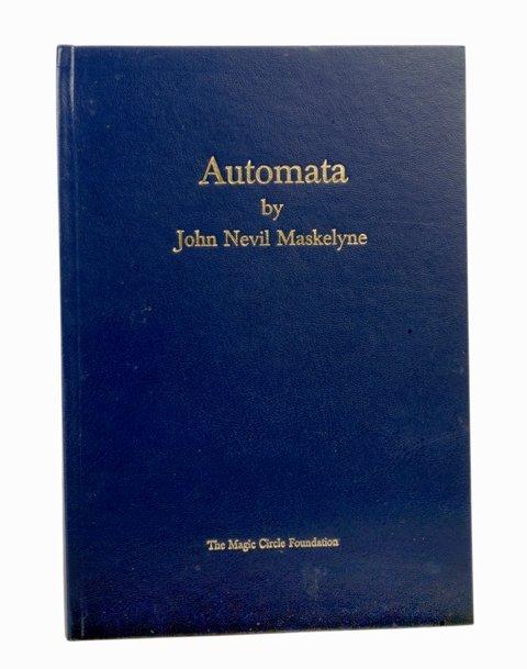 44: Maskelyne, John Nevil. Automata. London, 1989. #25