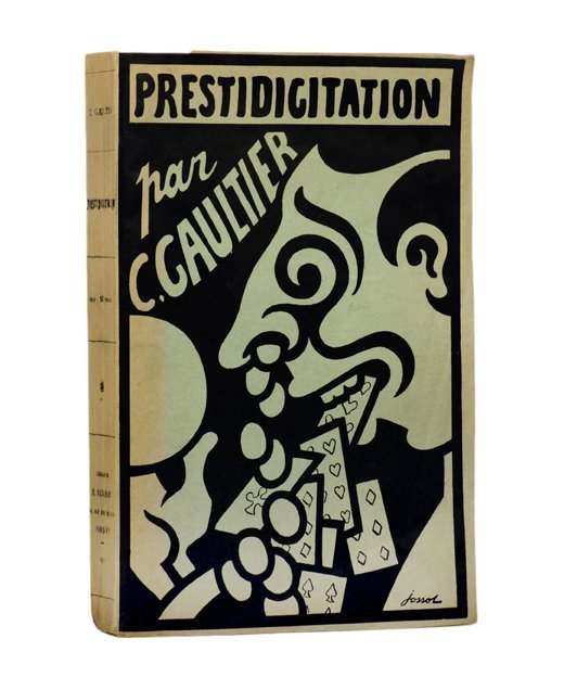 179: Camille Gaultier. La Prestidigitation Sans Apparei