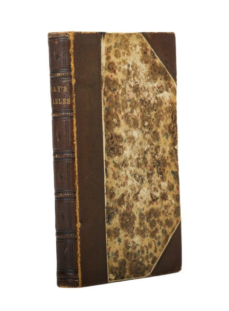 180: Gay, John. Fables. By Mr. Gay. London:  1753