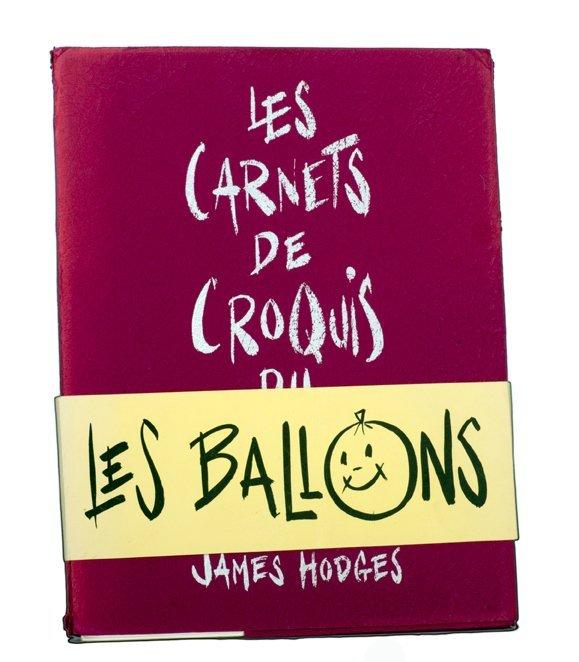 186: Hodges, James. Le Ballons. Paris, 1972. Ltd. Ed.