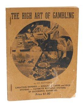 "1:Sir  Anthony ""The High Art of Gambling"" ca. 1937"