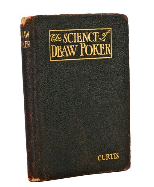 15: David Curtis. The Science of Draw Poker. NY, 1901.