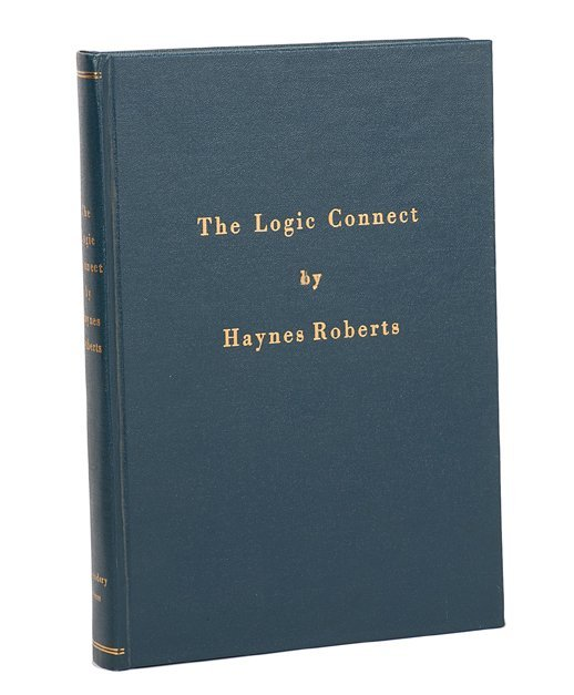 4: [Book Test] The Logic Connect book test. [New York?]