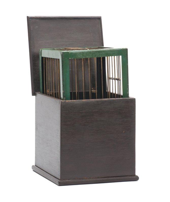 10: Cage Transformation. European, ca. 1900.