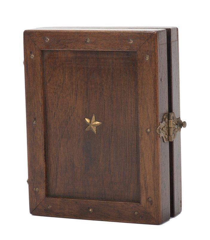 12: Card Box. American [?], ca. 1890.