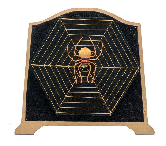 15: F.G. Thayer, Card Spider.
