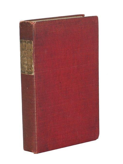 Ashton, John. History of Gambling in England. 1899