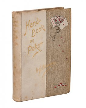 Florence, William James. Gentleman's Hand Book on Poker