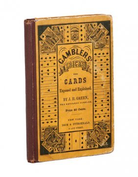 Green, J.H. Gambler's Tricks with Cards. NY. 1869?