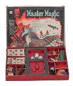178 Master Magic Set S  Sherms Inc ca 1930