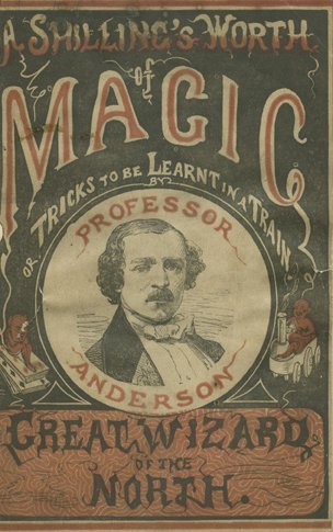 Anderson, J.H. The Fashionable Science of Parlor Magic