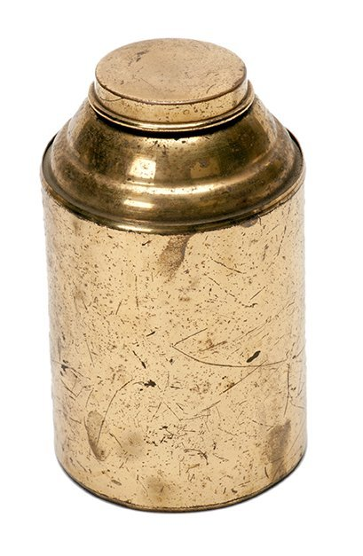 Changing Canister. European, ca. 1890.