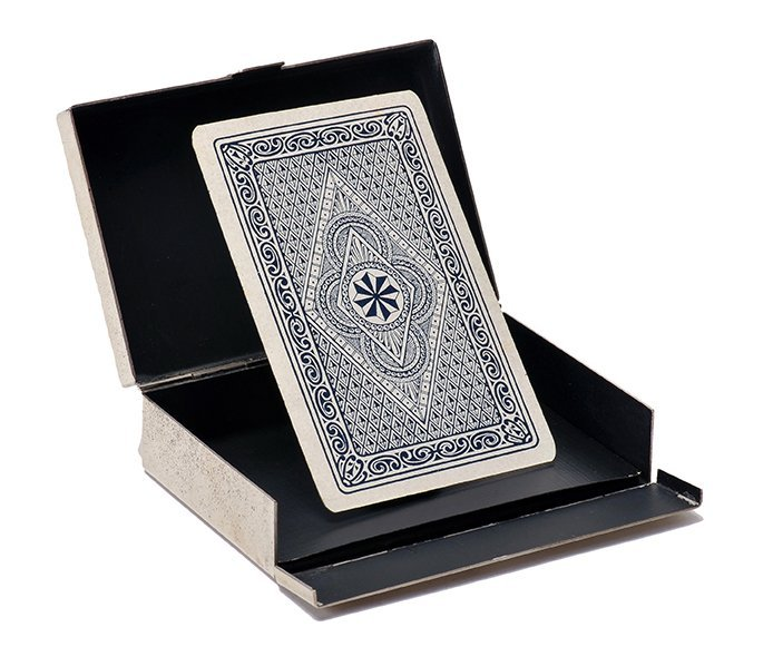 Demon Card Box. London, Lewis Davenport & Co.