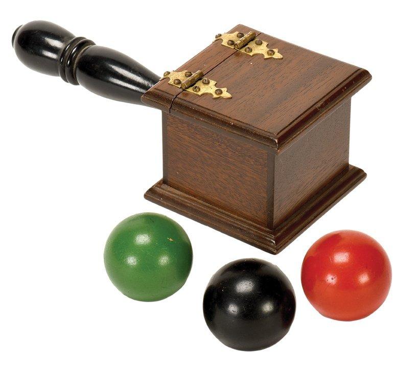 Great Ballot Box Mystery. Los Angeles, F.G. Thayer.
